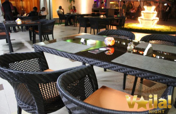 Muzik cafe restaurant terasse voila night - Cuisine congolaise brazza ...