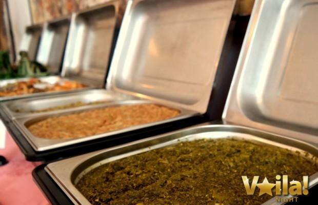 Marie kabwang hotel sultani kinshasa voila night - Cuisine congolaise brazza ...