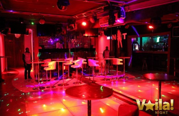 CLUB WHY NOT Kinshasa