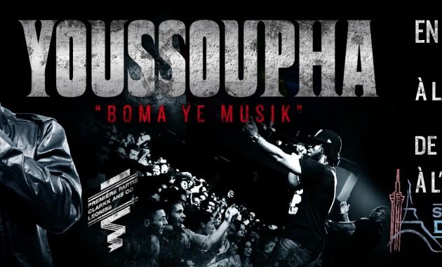 FLASH-Concert De Youssoupha-Les Préventes Commencent Le 15