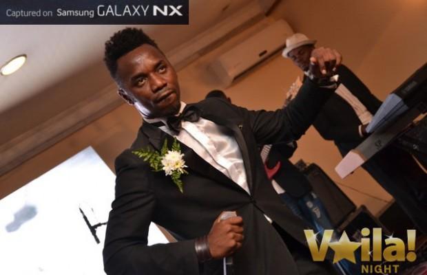 Pegguy Tabu- Great Gatsby au Sultani hotel Kinshasa