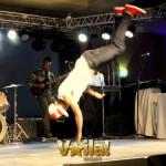 Fally Ipupa et José Hendrix  au Grand Hotel Kinshasa
