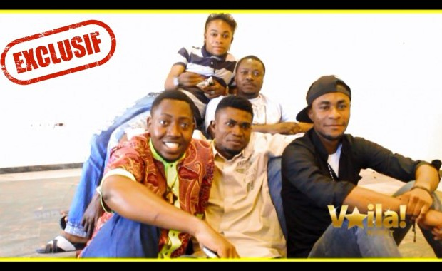 Kinshasa-comedy