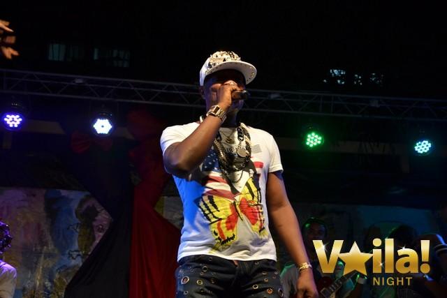 Koffi Olomide en concert au Grand Libulu