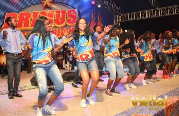 La Fete de la Music  Kinshasa 2014