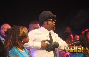 Felix Wazekwa - La Fete de la Music Kinshasa 2014