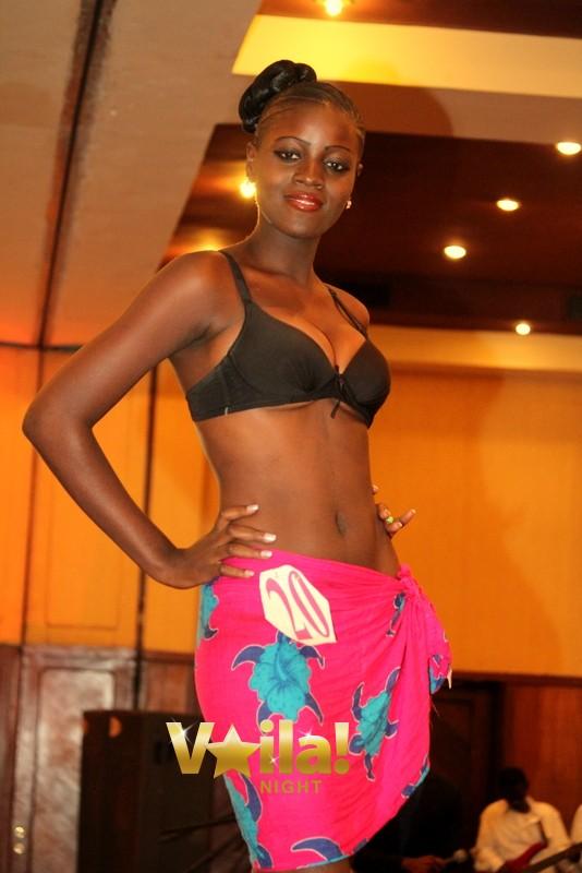 MISS FRANCOPHONE AFRIQUE 2014
