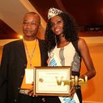 Tanya NZONZIMBU  MISS FRANCOPHONE AFRIQUE 2014
