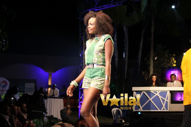 Miss Vodacom RDC  -  Final 2014