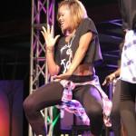 JESSICA BOSSEKOTA - Miss Vodacom RDC  - Final 2014