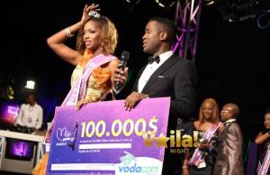 Miss vodacom RDC final 2014