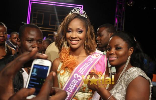ESSICA BOSSEKOTA  Miss vodacom RDC