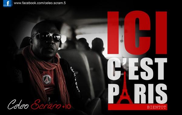 L'ALBUM « ICI, C'EST PARIS », CELEO EN FEATURING AVEC FERRE ET FABREGA