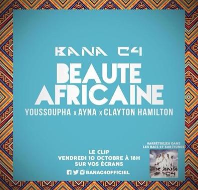 BEAUTE AFRICAINE -   BANA C4