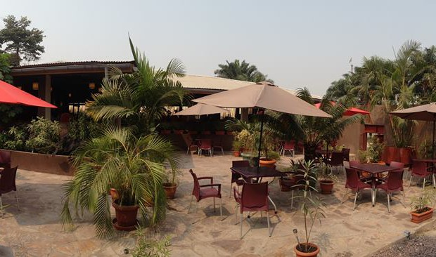 Inzia Restaurant Kinshasa