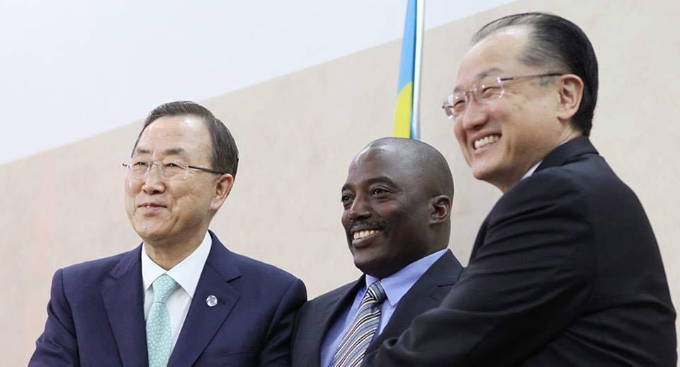 Ban Ki-moon congo