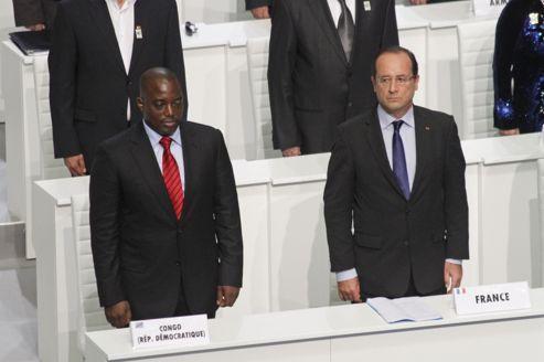 Hollande congo