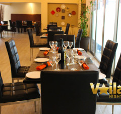 Restaurant O'POETA Kinshasa