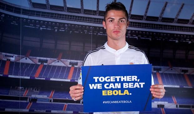 ebola Ronaldo
