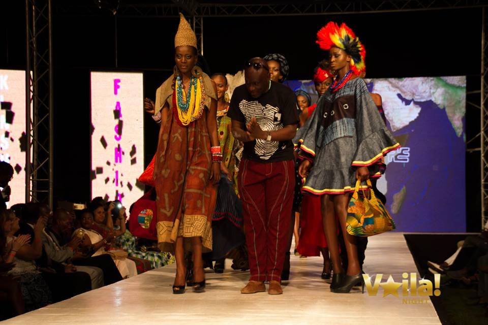Kinshasa Fashion week 2015