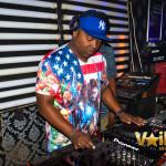D.J Cosmic au Le Klubb Kinshasa
