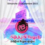 Nikkin beach francofolies