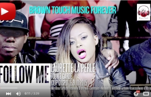 LAURETTE LAPERLE – follow me