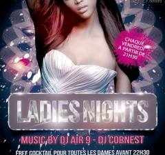 LADIES NIGHT – LE PALAIS