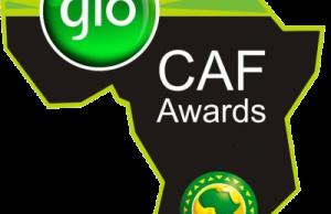 GLO CAF AWARDS 2015