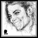 Michael Jackson par M. Kadima