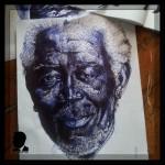 Morgan Freeman par M.Kadima