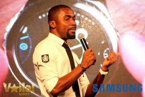 Ibrahim Omari Samsung S7