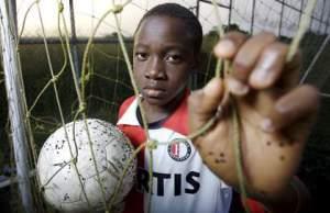 Sport, Football, tragedie des footballeurs africains
