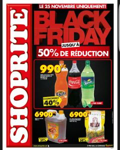 Black Friday Shoprite 2016
