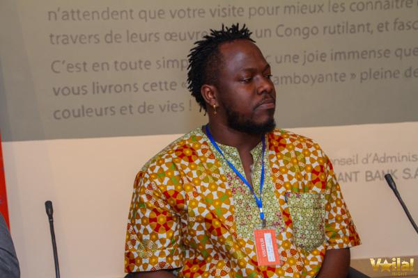DJ AMAROULA DE KINSHASA, chemise pagne