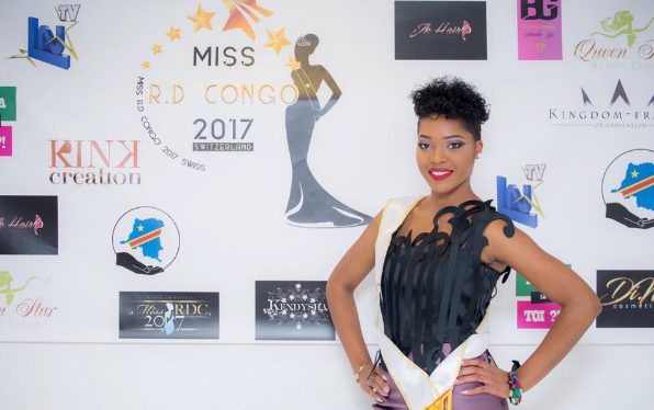 MISS RD CONGO SUISSE