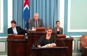 deputee-islande-allaite-bebe-parlement-une