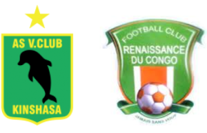 AS V.CLUB vs FC Renaissance