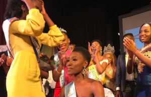 HORCELIE SINDA MBONGO- L'EXCEPTIONNELLE MISS CONGO UK 2017 1