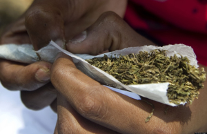 COLOMBIA-MARIJUANA-MARCH