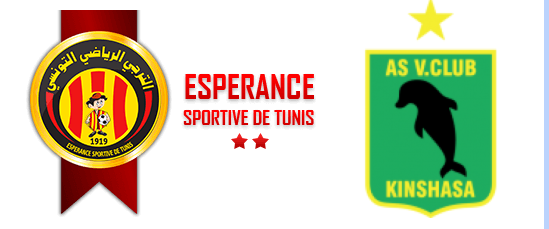 ESPERANCE SPORTIVE DE TUNIS vs AS VCLUB