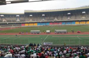 MATCH DCMP vs FC RENAISSANCE DU CONGO NE S'EST PAS JOUE
