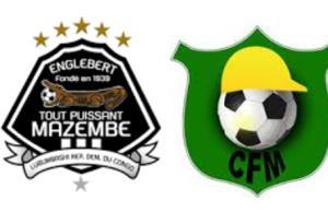 TP MAZEMBE vs CF MOUNANA
