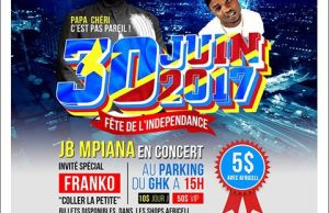 JB Mpiana Concert
