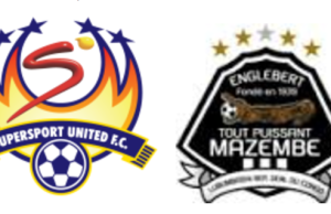 SUPERSPORT UNITED SC V TP MAZEMBE