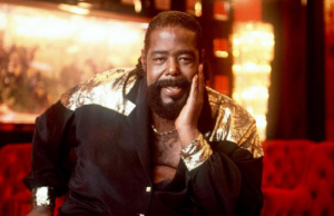 BARRY WHITE LE PRINCE