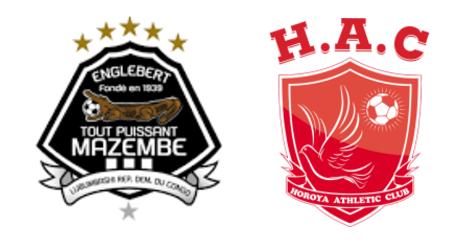 TP MAZEMBE vs HOROYA AC