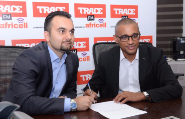 Africell - Trace