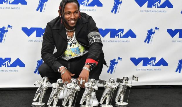 MTV AWARD 2017- KENDRICK LAMAR