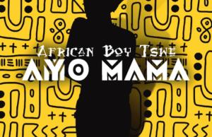 AFRICAN BOY TSWE